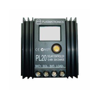 Plasmatronics solar charge controller