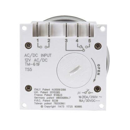 Digital tv timer switch