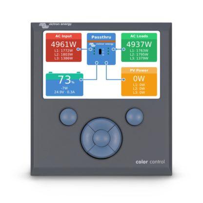 colour control GX controller