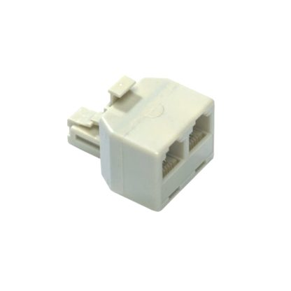 Plasmatronics double cable adapter