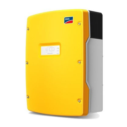 SMA sunny island solar power inverter
