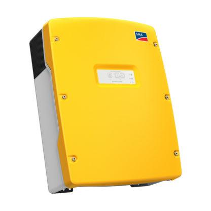 SMA sunny island solar power inverter